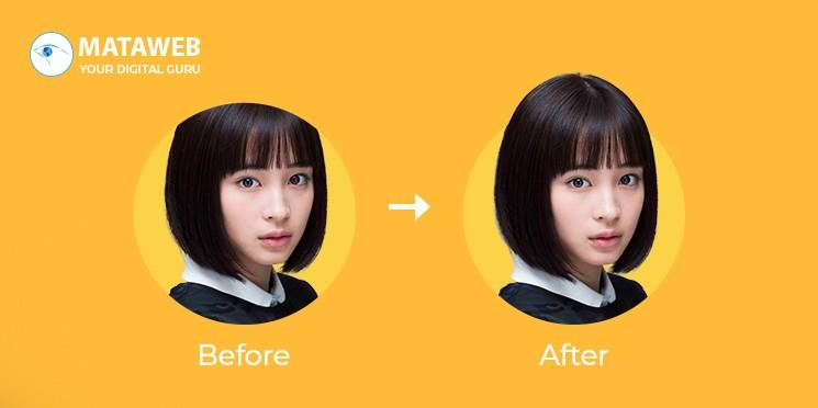 Membuat Foto Profil Kekinian Dengan Photoshop