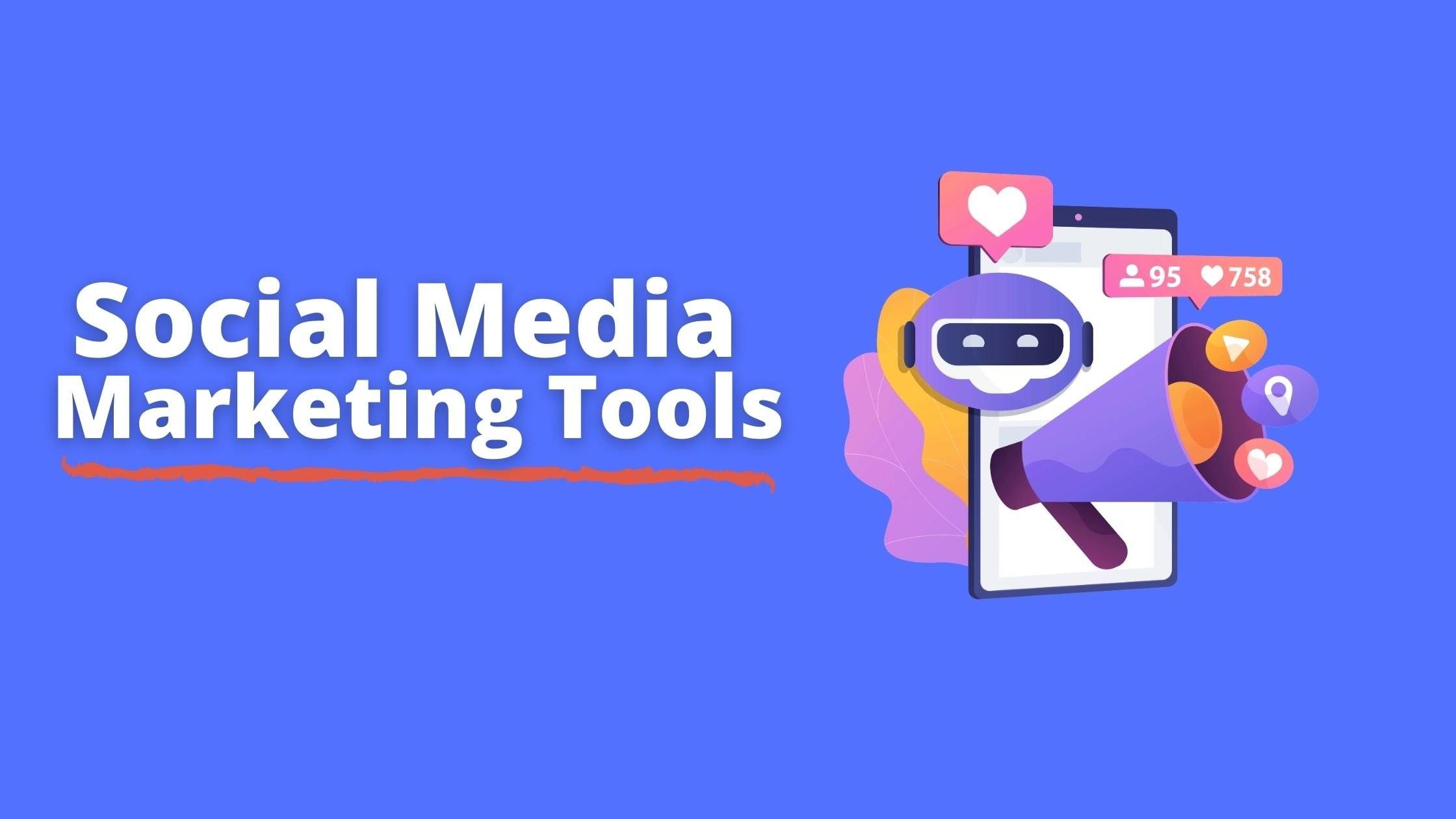 3 Tools Sosial Media Marketing 2021