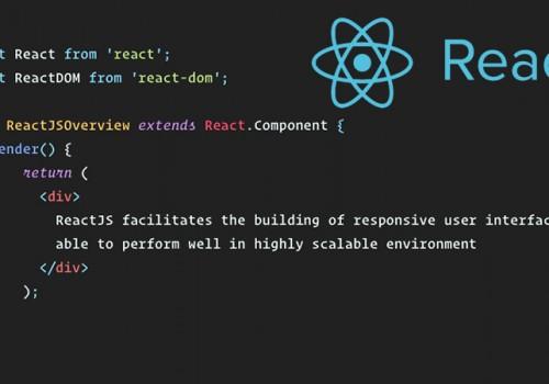 Apa itu ReactJS dan Mengapa Kita Harus Menggunakan ReactJS?
