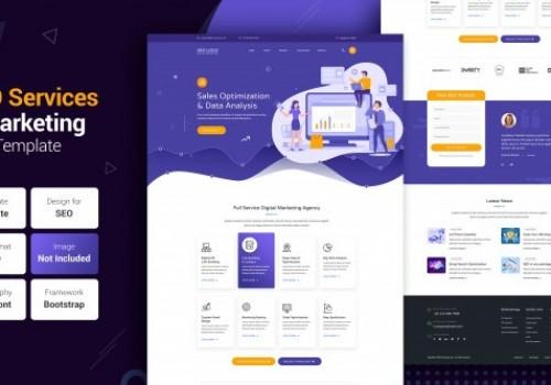 Rekomendasi Memilih Web Design Template Secara Online