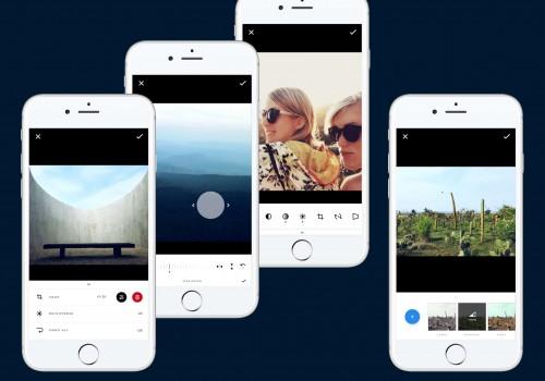 Daftar Aplikasi Edit Foto Terbaik Untuk Android & IOS