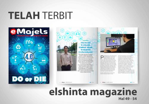 Elshinta Magazine - MATAWEB